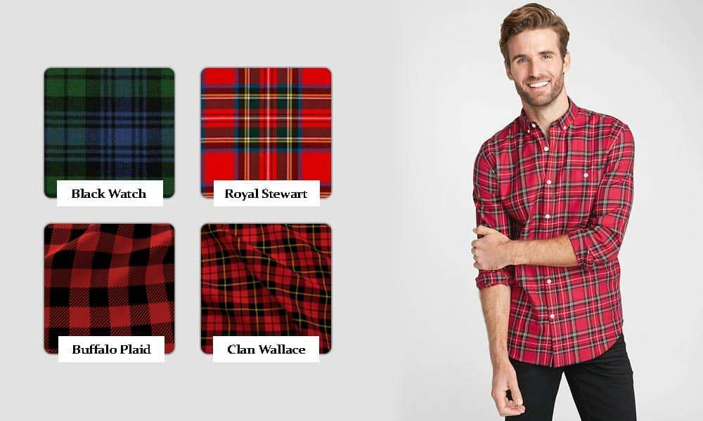The Diffe Types Of Plaid Pattern Lover