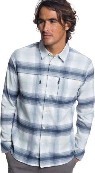 waterman thermo hyper flannel technical shirt